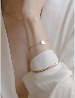 Bracelet chaîne Amourette ,...