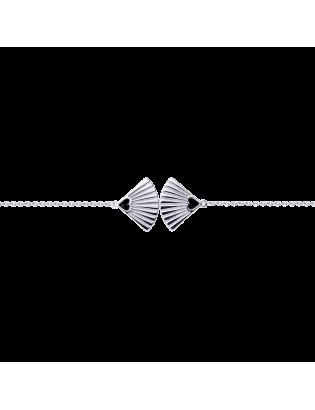 Bracelet Zephyr, argent