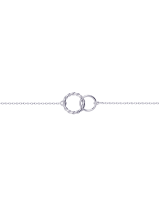 Bracelet Bolero, argent