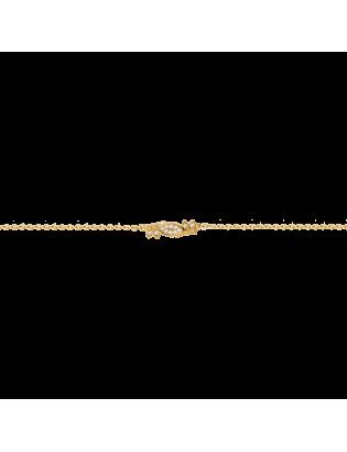Bracelet Atour, plaqué or