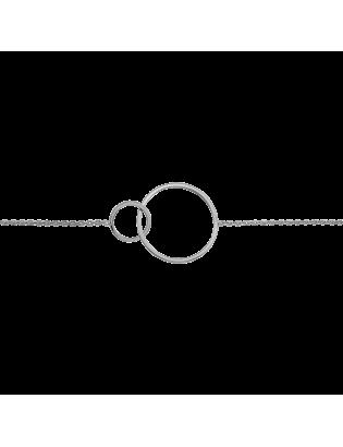 Bracelet Helios, argent