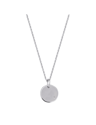 Collier Moon, argent