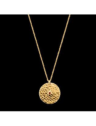 Collier Martel, plaqué or