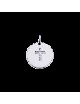 Pendentif Croix, argent