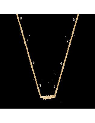 Collier Atour, plaqué or