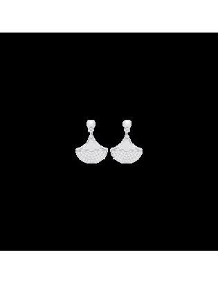 Boucles d'oreilles Fuji,...