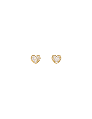Boucles d'oreilles Coeur,...