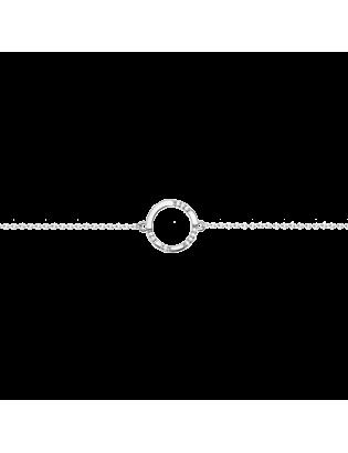 Bracelet Céleste, Argent