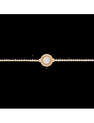 Bracelet Aube, Plaqué or