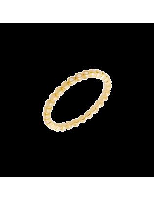 Bague Nuée, Plaqué or