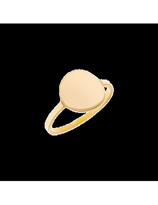 Bague Odyssée, Plaqué or