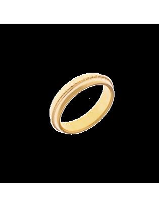 Bague Persée, Plaqué or