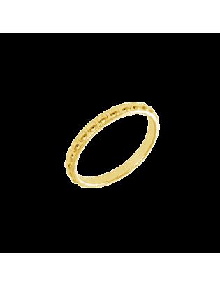 Bague Genet, Plaqué or